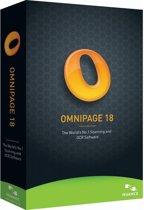 Nuance Omnipage 18 - Nederlands / Win