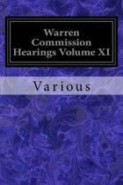 Warren Commission Hearings Volume XI