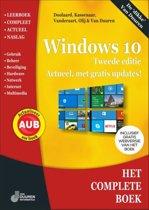 Het complete boek - Windows 10