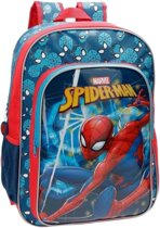 Spiderman Neo A4 map formaat schoolrugzak