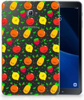 TPU-Siliconen Backcase Samsung Tab A 10.1 Design Fruits