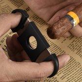 Sigarenknipper – Sigaar Knipper - Sigar cutter – 1 Stuk - zwart