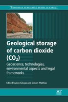 Geological Storage of Carbon Dioxide (CO2)