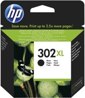 HP 302XL - Inktcartridge / Zwart