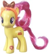 Plastic My Little Pony Pursey Pink speelfiguur 8 cm