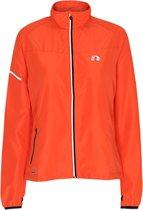Newline Base Race Jacket 13215-174 - Hardloopjas - Dames - Hot Orange - Maat L