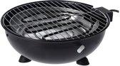 Elektrische Barbecue - 31 cm - Zwart