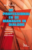 PM-reeks - De professional en de manager in dialoog