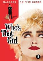 DVD cover van Whos That Girl