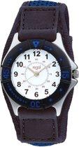 Regal Cool R28860 113 - Horloge - Textiel - 30 mm - Blauw