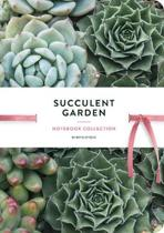 Succulent Garden Notebook Collection