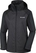 Columbia Tapanga Trail Jacket Jas Dames - Black Denim Pri