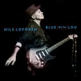 CD cover van Blue With Lou van Nils Lofgren