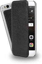 Azuri book case met magnetische sluiting - Voor Huawei P9 Lite - Zwart