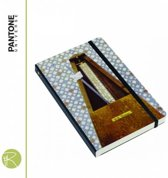 Eames Office Notitieblok A5 Approx Metronome - Pantone