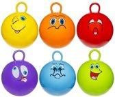 Skippybal grappige gezichten