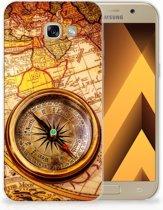 Samsung Galaxy A5 2017 TPU Hoesje Design Kompas