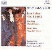 Shostakovich:Jazz Suites N.1&2
