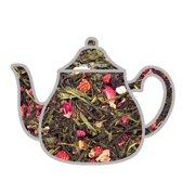 Super druif thee, groene thee, 100 gram losse thee