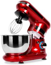 Klarstein Serena Rossa - keukenmachine - Rood