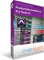 Productietechnieken in Pro Tools 12| Nederlandse online training