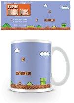 PYRAMID Super Mario kopje Blauw, Wit Universeel 1 stuk(s)