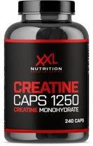 XXL Nutrition Creatine Caps - 1250mg - 240 capsules