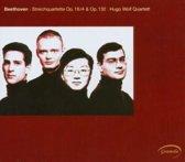 Streichquartett Op.18/4  & Op. 132
