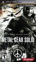 Konami Metal Gear Solid: Peace Walker (PSP)