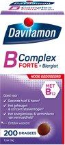 Davitamon vitamine B-Complex Forte met Biergist - 200 tabletten