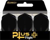 BULL'S Robson Plus Flight - Std Zwart
