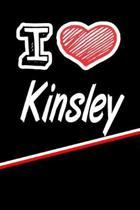 I Love Kinsley