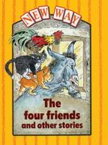 New Way Yellow Level Platform Book - The Four Friends and Other Stories