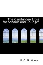 The Cambridge Lible for Schools and Colleges