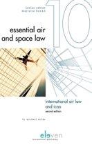 Afbeelding van International air law and icao