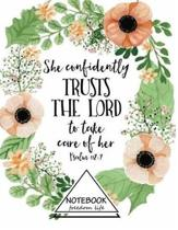 She Unfindently Trusts the Lord to Take Care of Her Psalm 112