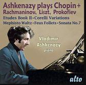 Ashkenazy Plays