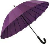 Paraplu 97*24 cm Paars   MLUM0011PA   Clayre & Eef