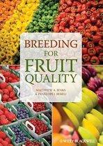 Breeding for Fruit Quality