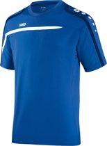 Jako Performance - Sportshirt - Mannen - Maat XL - Blauw/ Navy/ Wit