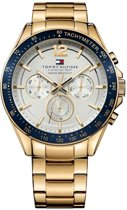Tommy Hilfiger TH1791121 horloge heren - goudkleurig edelstaal