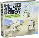 Eco-Engineering Mini Solar Robot - 3 in 1