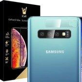 iCall - Samsung Galaxy S10 Screenprotector Camera Lens - Tempered Glass Gehard Glas