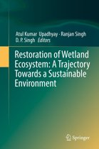 Restoration of Wetland Ecosystem: A Trajectory Towards a Sustainable Environment