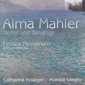 Alma Mahler: Lieder Und Gesange