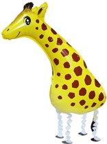 Airwalker Giraffe 68cm (excl. Helium)