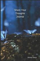 Share Your Thoughts Journal