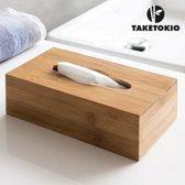 Bamboe doos voor Tissues