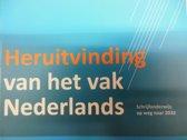 Heruitvinding van het vak Nederlands