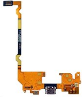 Let op type!! USB-poort Connector Flex kabel & microfoon opladen Flex kabel voor LG P769 / P760 / P765 / Optimus L9